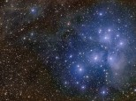 M45 - The Pleiades Taken at VicSouth, Nhill 2017- 7 Hrs exposure LRGB