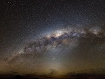 Milky Way Panorama, Central Australia