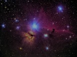 NGC2023-2024 Flame & Horse Head Nebulae in Orion