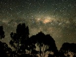 Milky Way over Heathcote