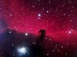 Horsehead Nebula (Barnard 33, IC 434) with NGC 2023