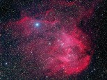 Running Chicken nebula - IC2944