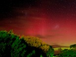 Aurora Australis 15th July 2012