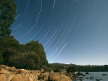 Tasmania Star Trails